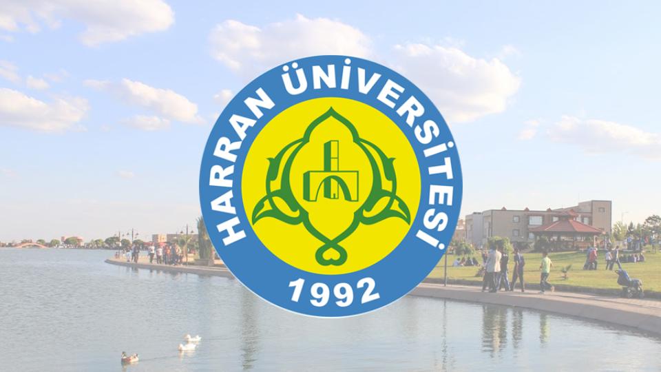 التسجيل جامعة حران تركيا